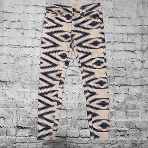 Ralph Lauren Denim & Supply Aztec Jeans EUC